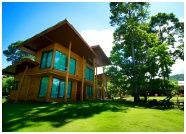 BlueRiver Resort : บลูริเวอร์รีสอร์ท หาดเจ้าหลาว