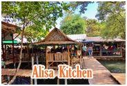 ร้านอาหาร ครัวอลิสา แหลมสิงห์ จันทบุรี : Alisa Restaurant Chanthaburi