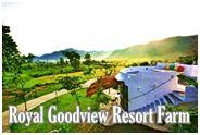 โรยัล กู๊ดวิว รีสอร์ทแอนด์ฟาร์ม สวนผึ้ง : Royal Goodview Resort and Farm