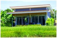 มิลิน วิลล่า รีสอร์ท กาญจนบุรี : Milin Villa Resort Kanchanaburi