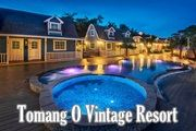 Tomang O Vintage Resort : โตแมงโอ้ วินเทจ รีสอร์ท นครนายก