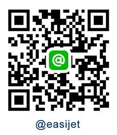 QR Code Line@easijet