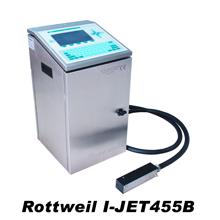 เครื่องพิมพ์วันที่อิงค์เจ็ทความเร็วสูง Rottweil I JET